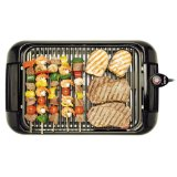 Sanyo HPS-SG3 200-Square-Inch Electric Indoor barbecue Grill