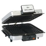 Maxi-Matic EBG-980 Elite Cuisine 1200-Watt Waffle and Breakfast Grill