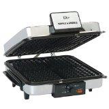 Maxi-Matic EBG-980 Elite Cuisine 1200-Watt Waffle and Breakfast Grill