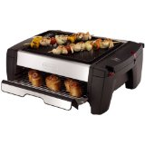 DeLonghi BQ100 Indoor Grill and Smokeless Broiler
