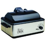 Nesco 4842-25-30PR American Harvest Non-Stick 12-Quart Convection Roaster
