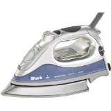 Euro-Pro GI468 Rapido Electronic Iron with Stainless-Steel Soleplate