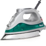 Euro-Pro GI408Z Lightweight Professional Iron with Stainless-Steel Soleplate