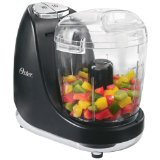 Oster 3320 150-Watt 3-Cup Food Chopper with Whisk Attachment