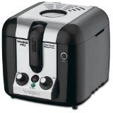Waring Pro DF100 Cool-Touch 3/4-Gallon Deep Fryer