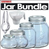 Leifheit Preserving Jar Bundle