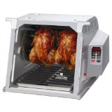 Ronco ST5000PLGEN Showtime Digital Rotisserie & BBQ - Platinum Edition
