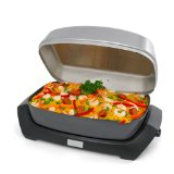 Wolfgang Puck WPER0010 Electric Combination Skillet Roaster & Fryer
