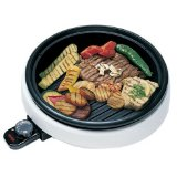 Aroma Housewares ASP-137 6-in-1 3.2-Quart Super Pot with Grill Plate